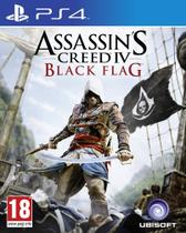 Assassins Creed IV Black flag - PS4 - Ubisoft