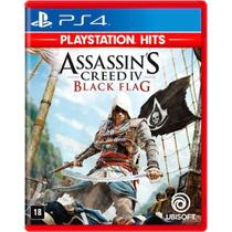 Assassins Creed IV: Black Flag PS4 (Versão em Português) - Ubisoft