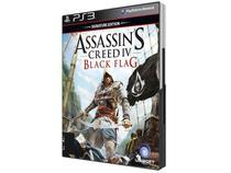 Assassins Creed IV: Black Flag Signature Edition - para PS3 - Ubisoft