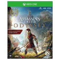 Assassins Creed Odyssey - Edição Limitada Day One - Xbox One - Ubisoft