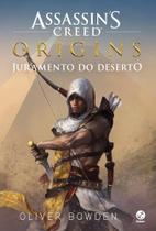 Assassins Creed Origins - Juramento Do Deserto - Galera - Dist record de servicos de imprensa s/a -