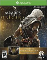 Assassins Creed Origins SteelBook Gold Edition - Xbox One - Ubisoft