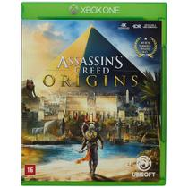 Assassins Creed Origins Xbox One Mídia Física Lacrada - Eletronic Arts -