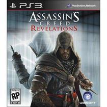 Assassins Creed: Revelations  - Ps3 - Ubisoft