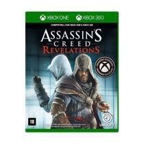 Assassins Creed Revelations - Xbox 360 & Xbox One - Microsoft
