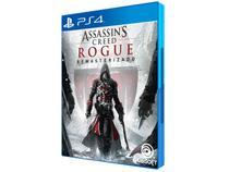 Assassins Creed Rogue Remasterizado para PS4 - Ubisoft