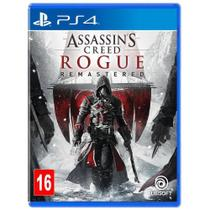 Assassins Creed Rogue Remasterizado - PS4 - Ubisoft