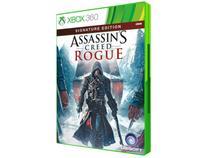 Assassins Creed Rogue - Signature Edition - para Xbox 360 Ubisoft