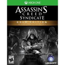 AssassinS Creed Syndicate Gold Edition - Xbox One
