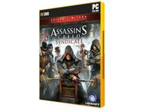 Assassins Creed Syndicate: Limited Edition - para PC - Ubisoft