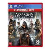 Assassins Creed Syndicate Para Ps4 - Ubisoft -