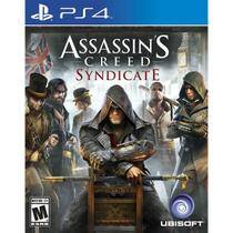 Assassins Creed Syndicate - Ps4 - Sony