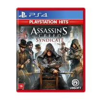 Assassins Creed Syndicate - PS4 - Ubisoft