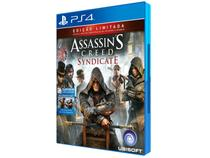 Assassins Creed Syndicate: Signature Edition  - para PS4 - Ubisoft