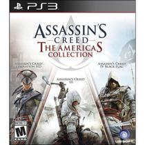 Assassins Creed : The Americas Collection - Ps3 - Sony