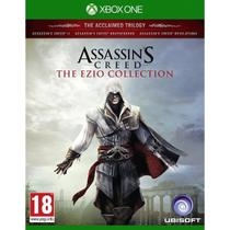 Assassins Creed: The Ezio Collection (Europeu) - Xbox One - Microsoft