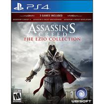 Assassins Creed The Ezio Collection - Ps4 - Sony