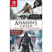 Assassins Creed The Rebel Collection - Nintendo Switch - Ubisoft