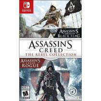 Assassins Creed The Rebel Collection - Switch - Nintendo