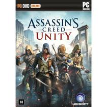 Assassins Creed Unity Em Português Game Para Pc Ubisoft -