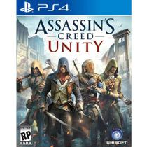 Assassins Creed Unity  - PS4 - Sony -