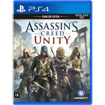 Assassins Creed Unity: Signature Edition - PS4 - Ubisoft