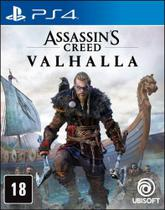 Assassins Creed Valhalla para PS4 - Ubisoft -