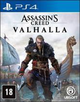 Assassins Creed Valhalla para PS4 - Ubisoft -