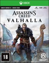 Assassins Creed Valhalla para Xbox One Xone - Ubisoft