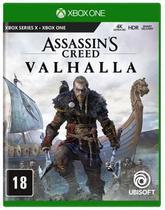 Assassins Creed Valhalla - Xbox One Mídia Física - Ubisoft