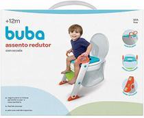 Assento Redutor com Escada Azul - Buba 7424 -