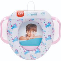 Assento Redutor Infantil Com Alça Acolchoado Unicornio Buba -