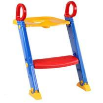 Assento Redutor Infantil Com Escada e Apoio antiderrapante da Dican ( DC3560 ) -