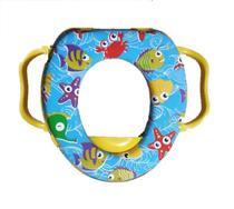 Assento Redutor Infantil para Vaso Sanitário com Alça - Kopeck
