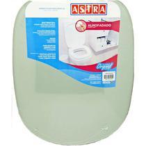 Assento Sanitário Almofadado  Icasa Sabatini Verde 09 Astra -