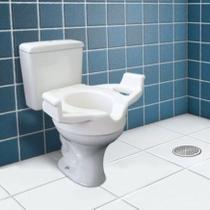 Assento Sanitário com Elevação e Alças SIT III- Carci -