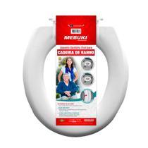 Assento Sanitário Para Cadeira De Banho Fechado - Mebuki -