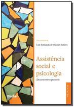 Assistencia social e psicologia - (des)encontros p - Eeb - edgard blucher