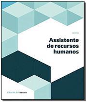 Assistente de recursos humanos - colecao gestao - Senai