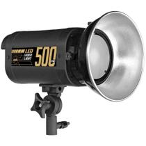 AT065 Iluminador Video Light Led 500 PRÓ 5500K - Atek