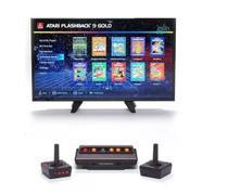 Atari Flashback 9 Gold HD Com 120 Jogos - Lançamento TecToy -
