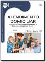 Atendimento domiciliar: estrutura fisica, aspectos - Editora erica ltda