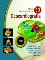 Atlas Abrangente De 3d   Ecocardiografia - Di livros