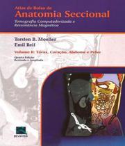 Atlas De Bolso De Anatomia Seccional - Vol Ii - 04 Ed - Revinter