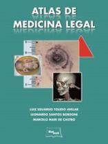 ATLAS DE MEDICINA LEGAL - 1a ED - 2014 - Medbook