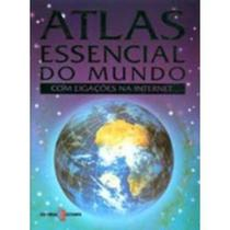 Atlas essencial do mundo - Editorial Estampa