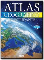 Atlas geografico do estudante 1ed. - be - Rideel - bicho esperto -