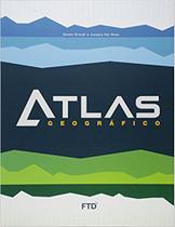 Atlas Geográfico do Estudante- Aluno - Ftd Didatico