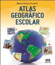 Atlas Geografico Escolar - Atica - paradidatico