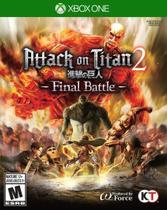 Attack On Titan 2 Final Battle - Xbox One - Microsoft
